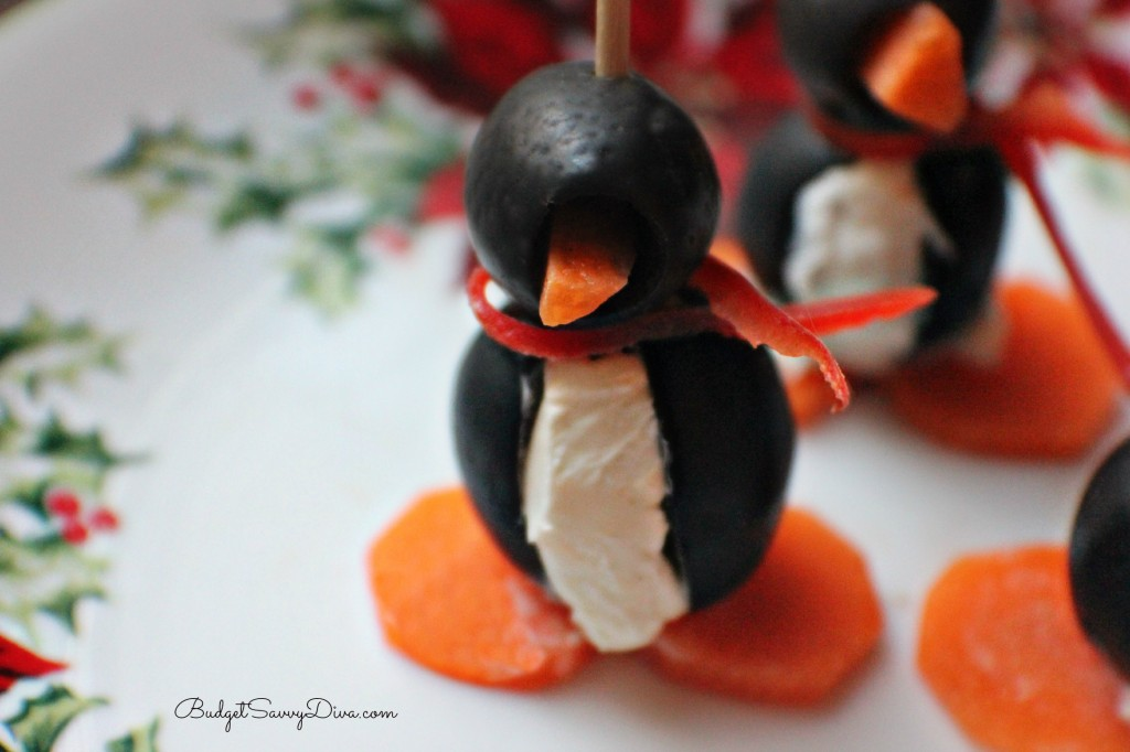 Cream Cheese Penguin Recipe