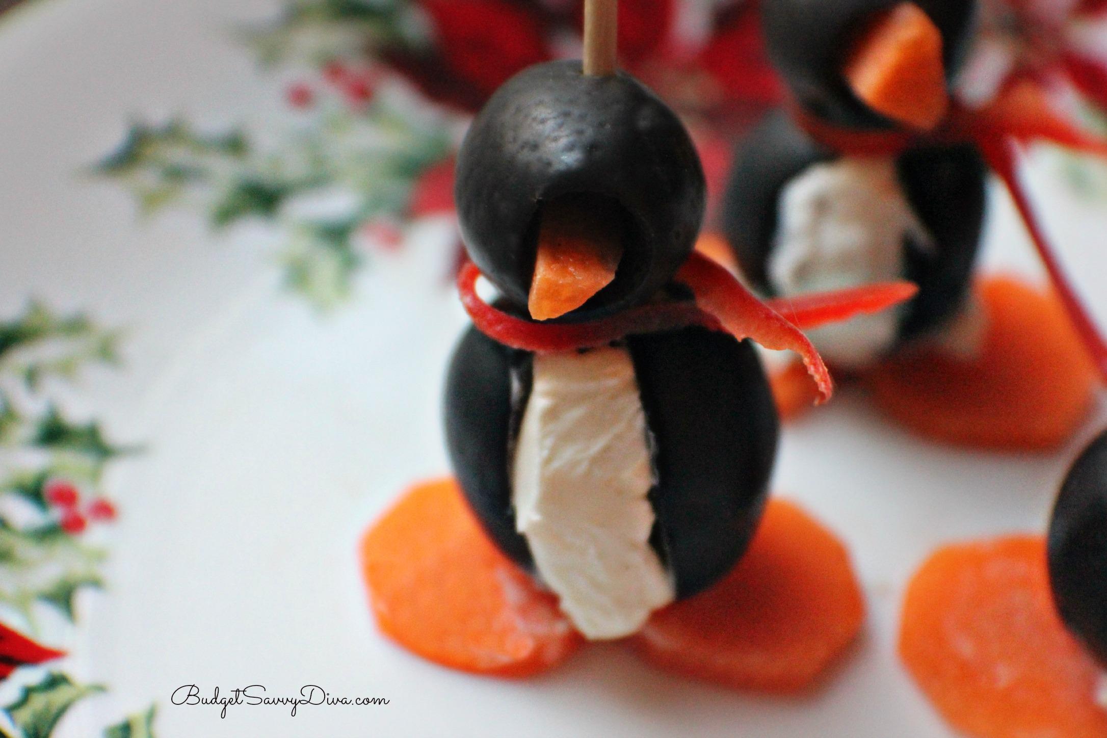 Cream Cheese Penguins Recipe — Dishmaps