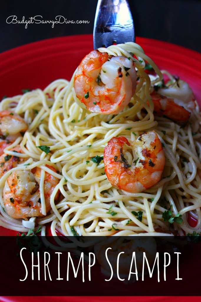 how to make shrimp scampi sauce from scratch