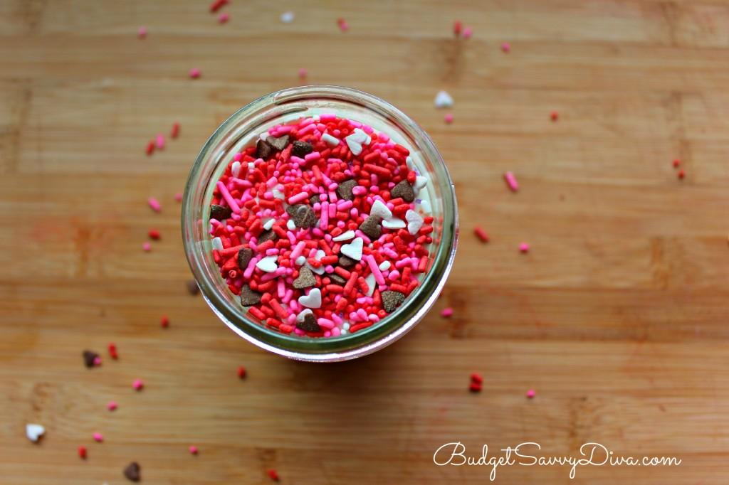Red Velvet Cupcakes In A Jar Recipe