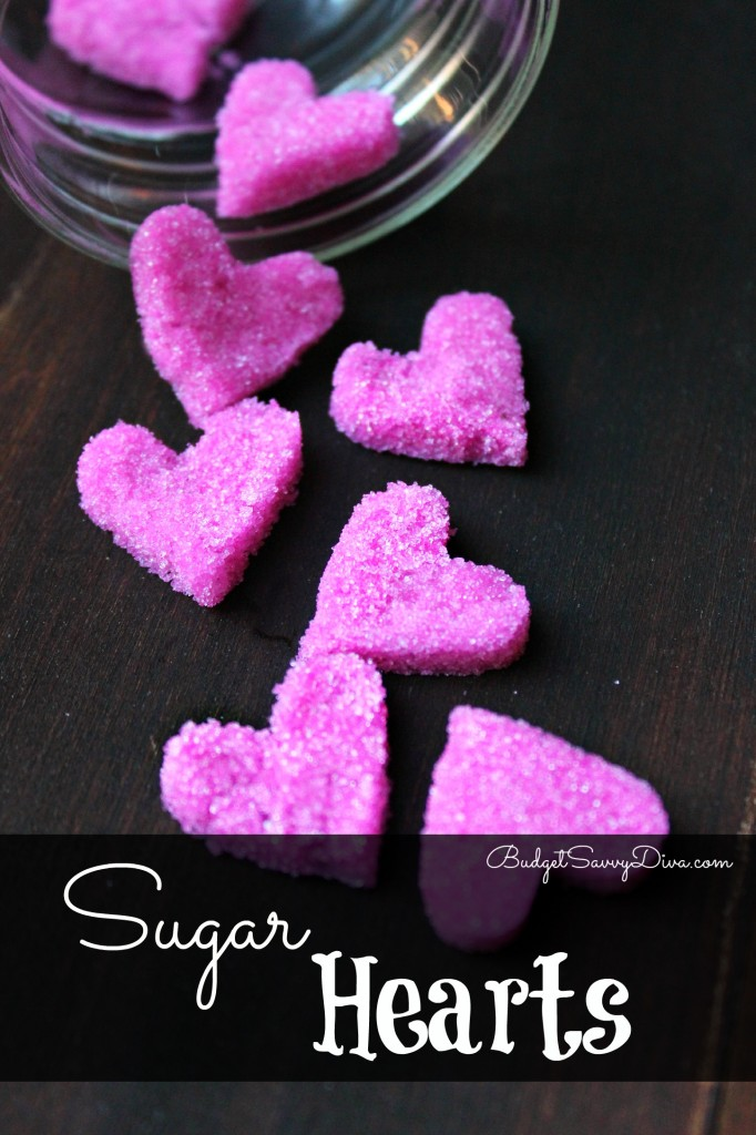 Easy Sugar Hearts Recipe