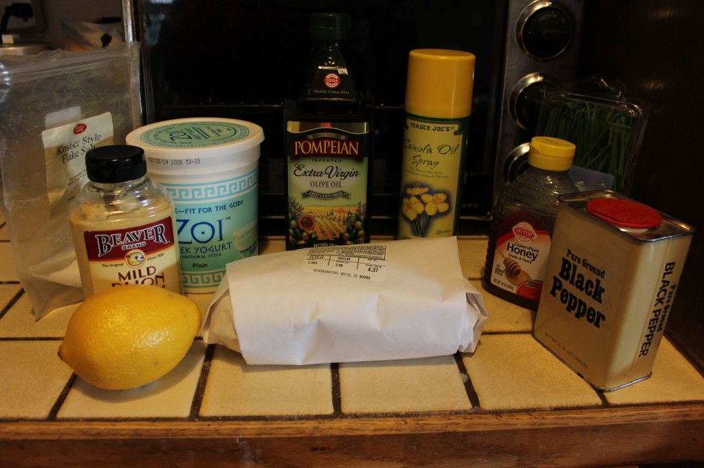 Baked Tilapia with Cream Sauce Recipe