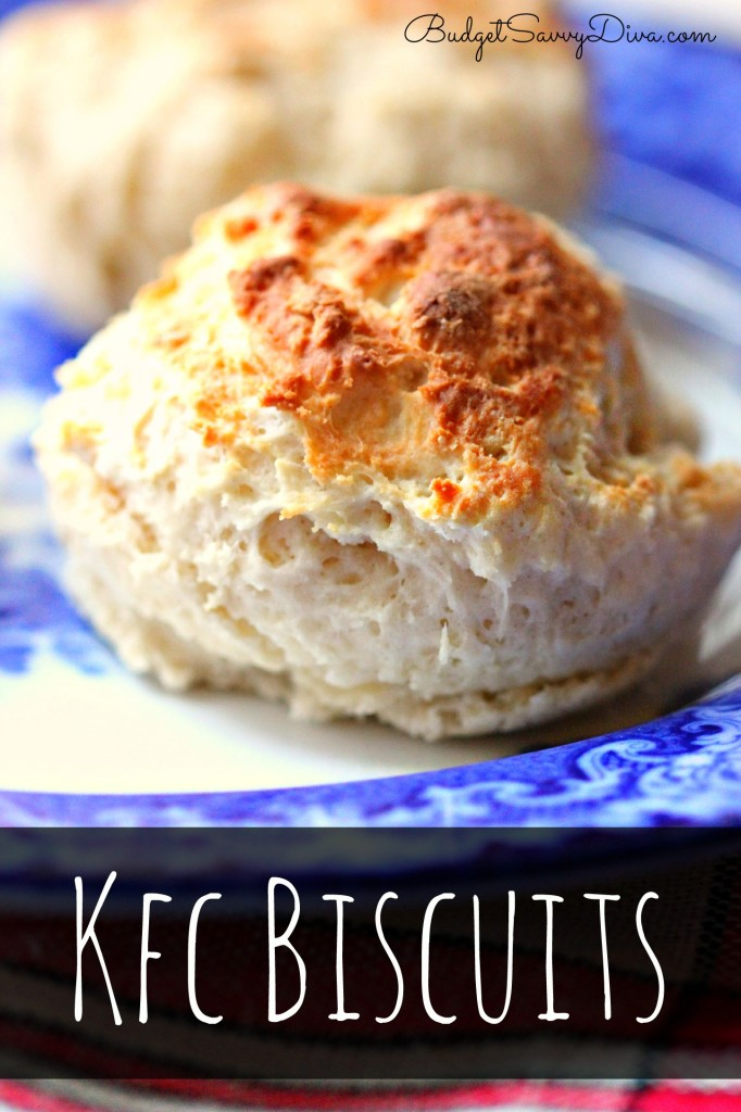 Copy Cat Recipe - Kfc Biscuits