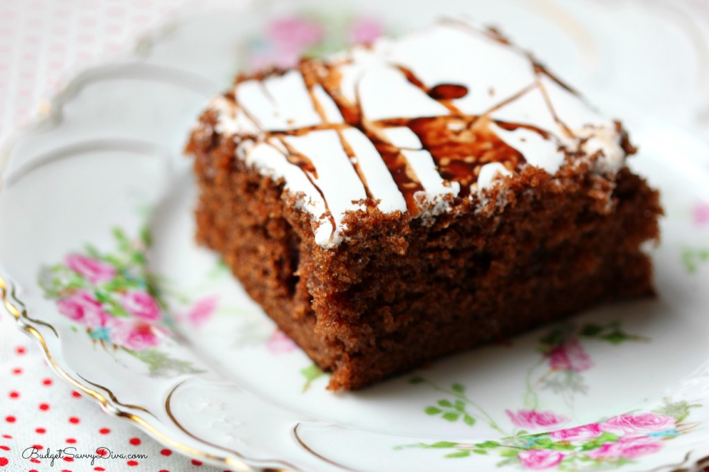 Cracker Barrel Copycat Coca Cola Cake Recipe