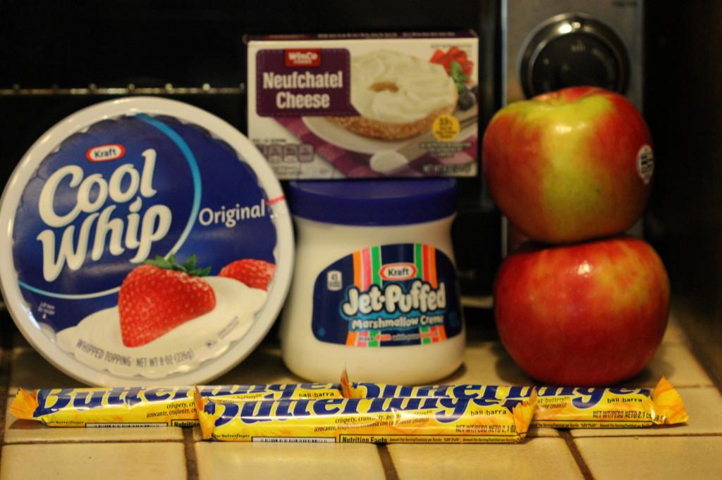 ButterFinger Fruit Dip Recipe