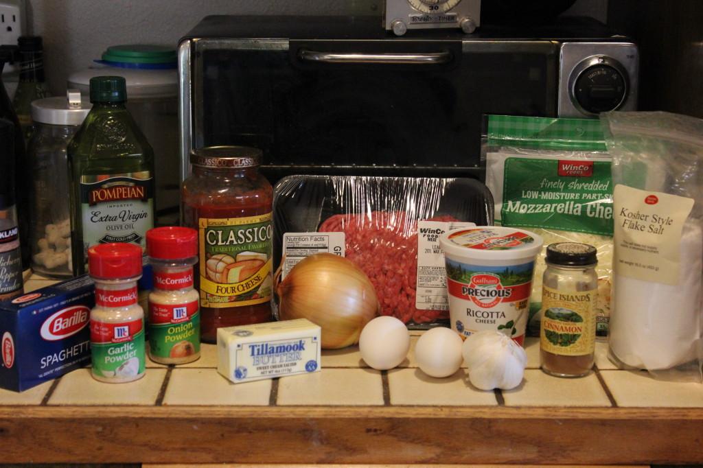 Easy Spaghetti Bake