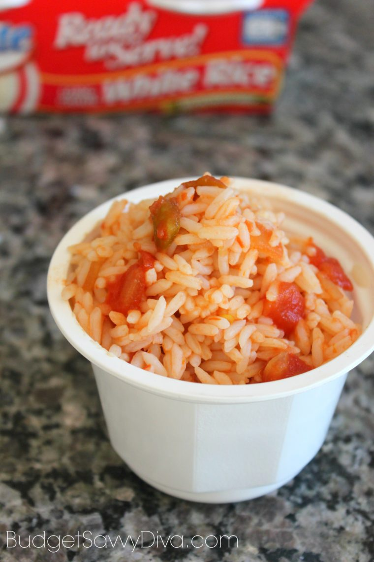 Minute Rice 2