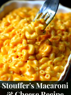 Stouffer's Macaroni & Cheese Recipe
