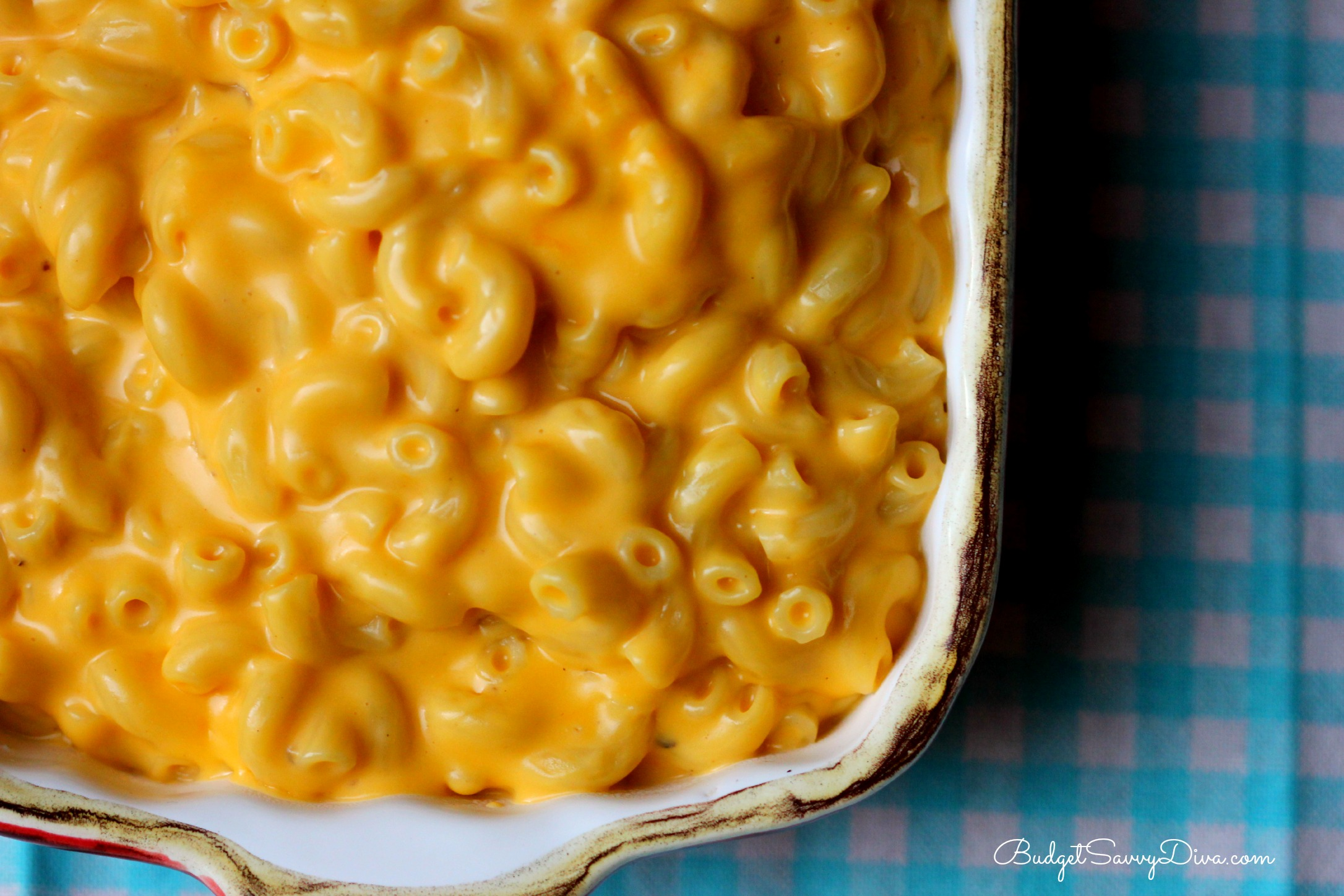 baked mac and cheese with campbells cheddar cheese soup