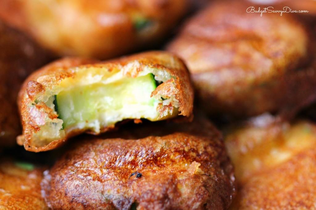 Zucchini Crisps - Marie Recipe