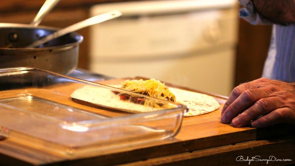 Baked Beef Enchiladas Recipe