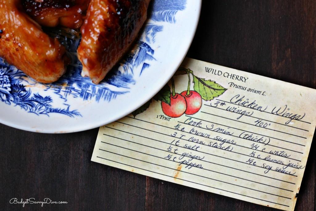 Chicken Wings Best Gluten-Free Recipe