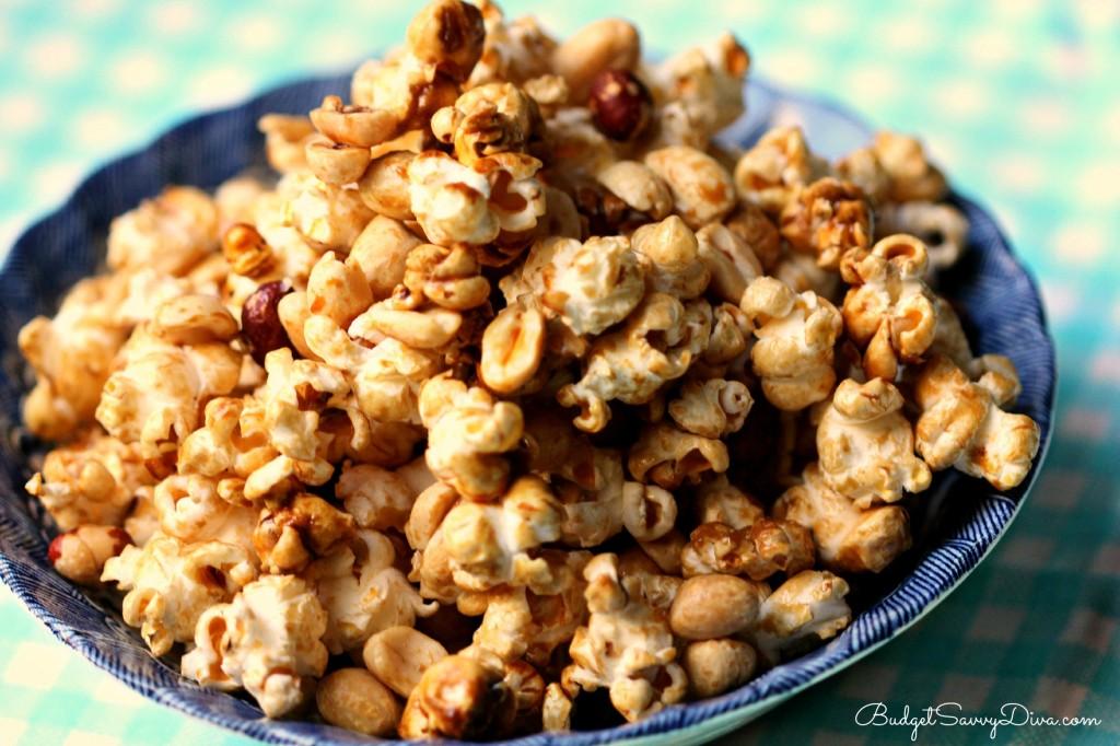 Homemade Cracker Jack – Marie Recipe   Budget Savvy Diva