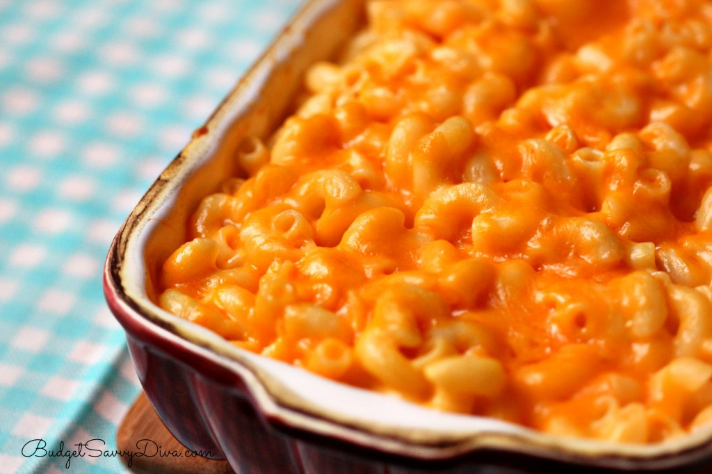 Cracker Barrel Macaroni and Cheese Recipe