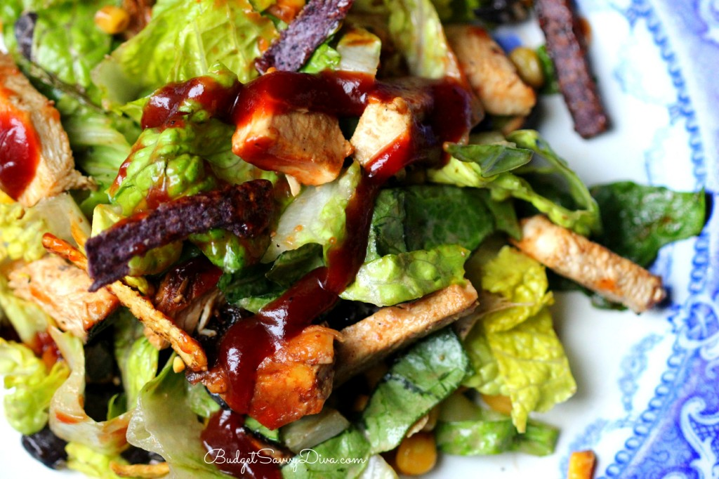Panera Bread BBQ Chicken Salad Recipe
