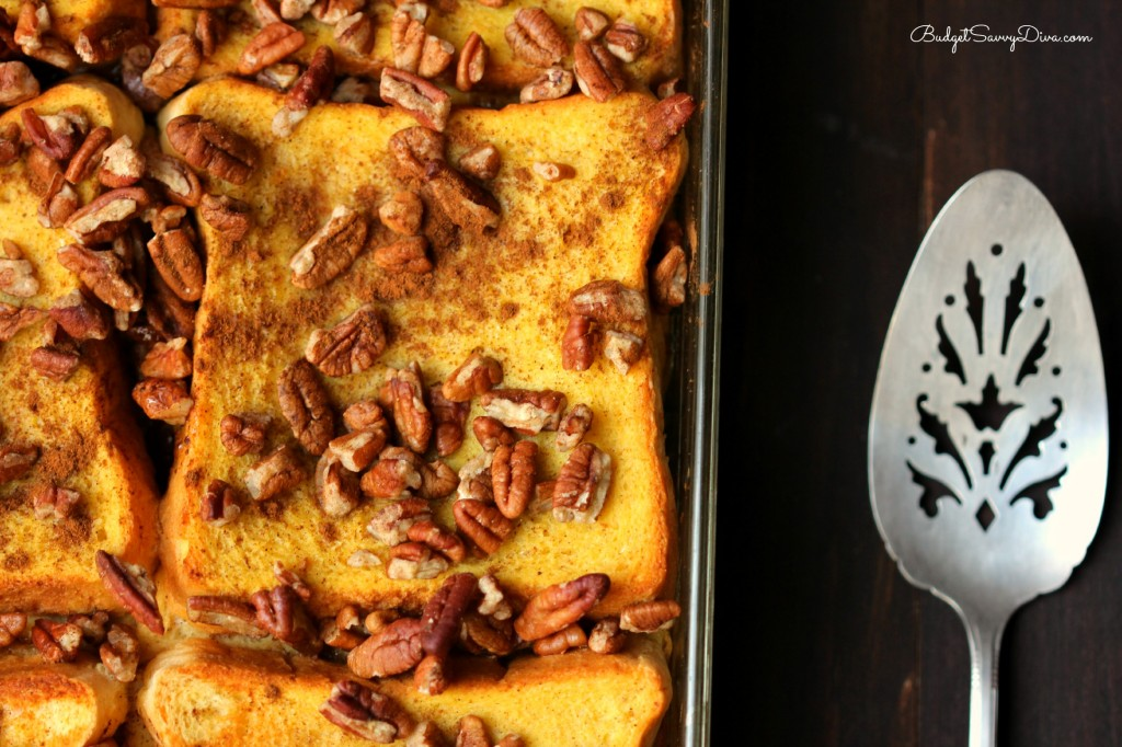 Overnight French Toast Casserole Recipe