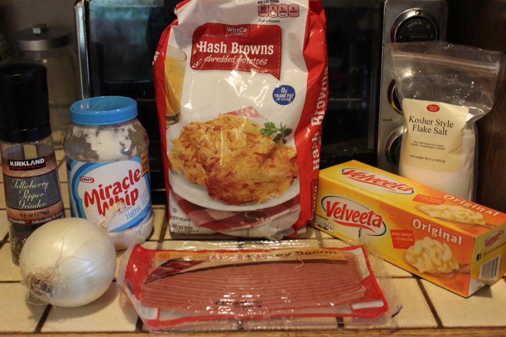 Cheesy Potato Casserole Recipe