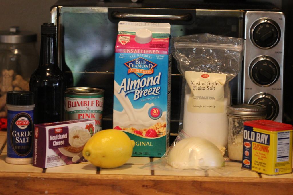 Salmon Dip Recipe - Marie Recipe