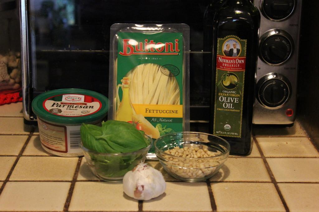 Easy Homemade Pesto Recipe