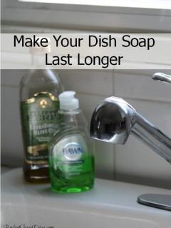 How to make your cereal last longer budget savvy diva how to make your dish soap last longer ccuart Choice Image