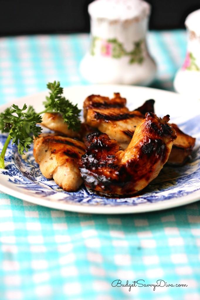 Cracker Barrel Grilled Chicken Tenders Recipe