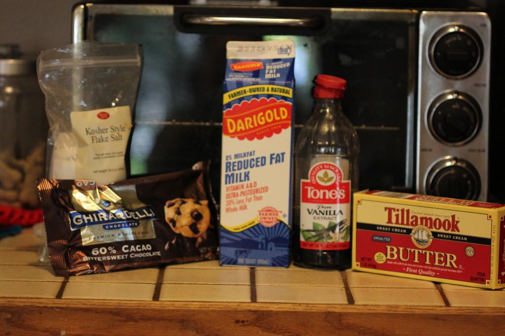 Quick Chocolate Frosting Recipe - Marie Recipe