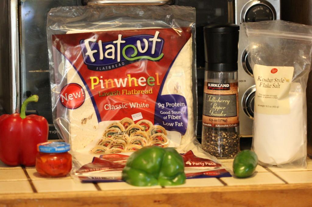 Spicy Tortilla Roll-Ups Recipe