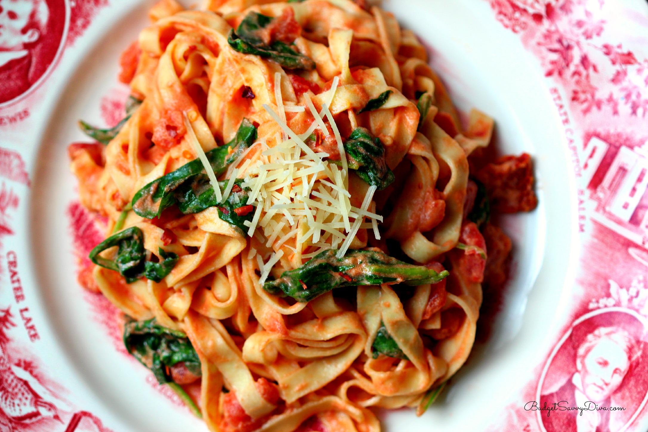 Olive Garden Sun Dried Tomato Alfredo Sauce Recipe