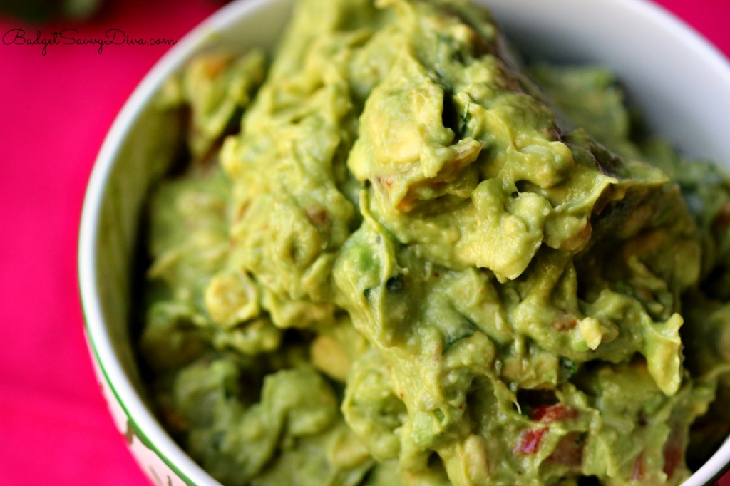 The Easy Guacamole Recipe makes about 2 cups of guacamole – which ...