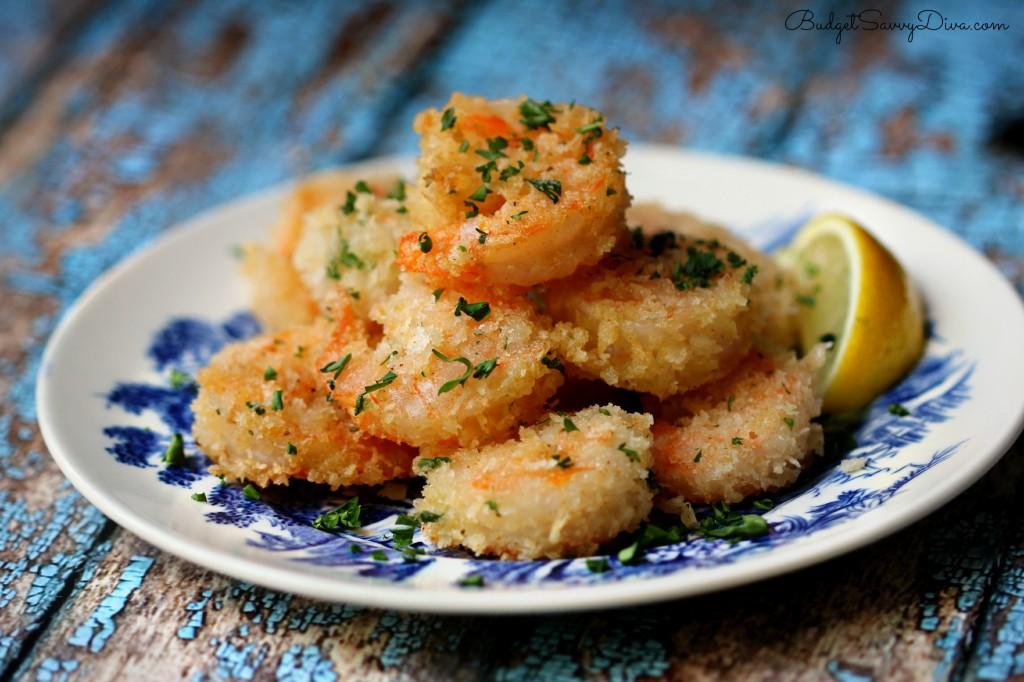 Easy Popcorn Shrimp Recipe