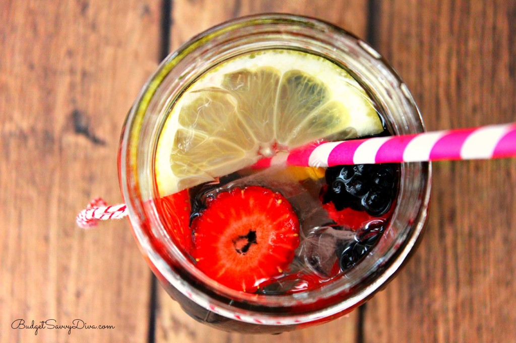 Energy Boost Detox Water Recipe