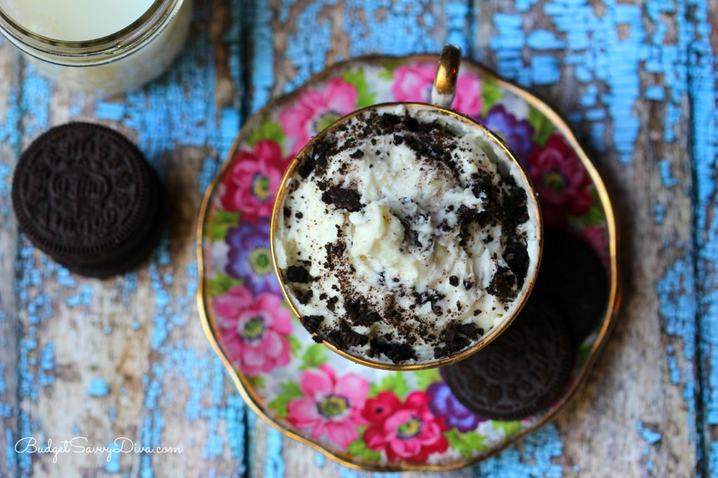Oreo Cookie Dip Recipe