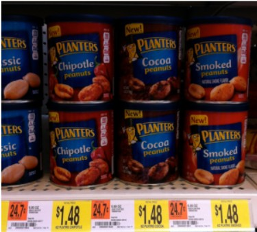 Planters Peanut Flavors just $0.98 with ! | Budget Savvy Diva on planters holiday collection, planters peanut brittle mix, planters coupons, planters peanut bank, planters snack mix, planters brittle nut medley sale, planters peanut products, planters cashews, planters cheese balls return, honey roasted peanuts, 1 ounce of peanuts, planters peanut car, planters mr. peanut, planters peanut bar, planters flavored nuts, planters peanut butter, planters holiday pack, planters holiday mix, planters seasonal nuts, planters almond chocolate crunch,