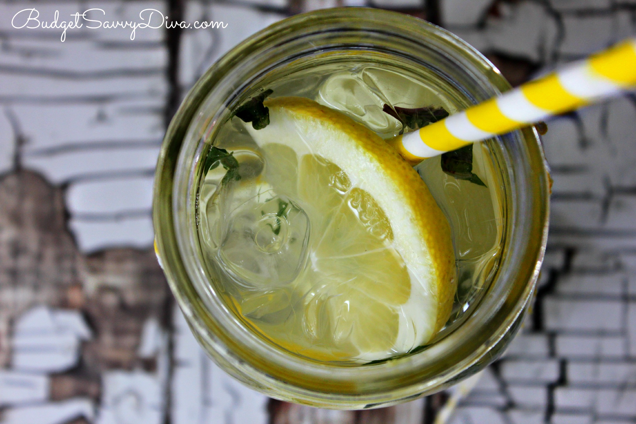 how to make and use detox water
