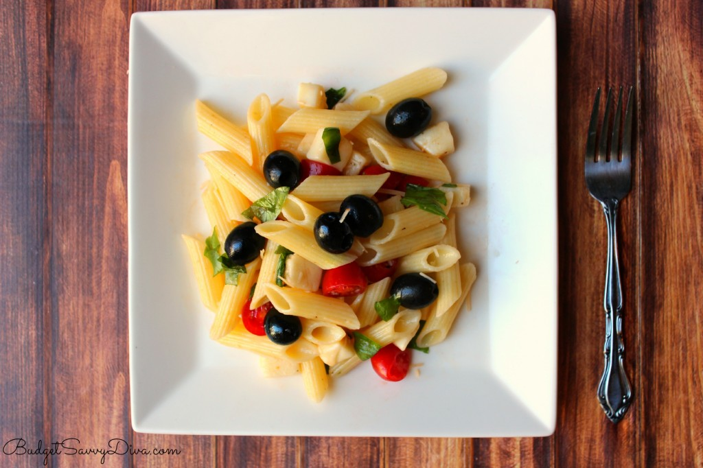 Addicting Pasta Salad Recipe