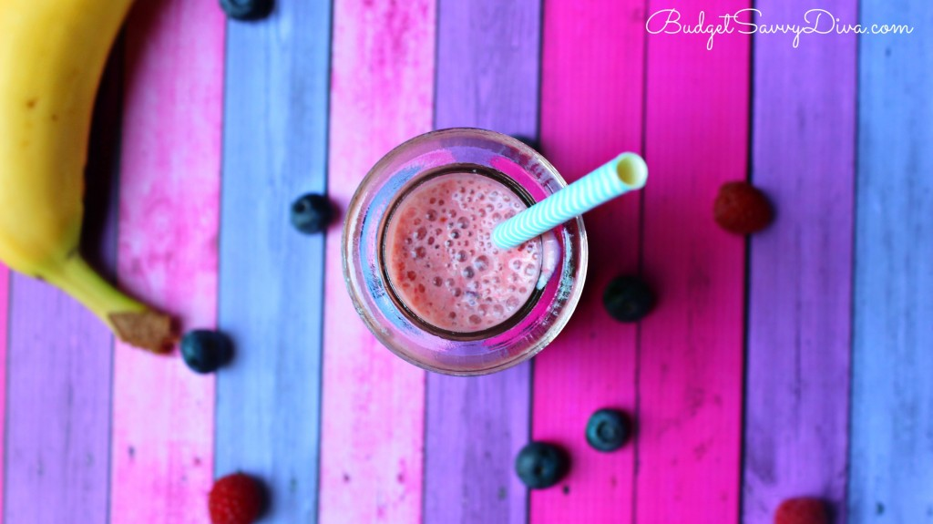 Very Berry Smoothie Recipe