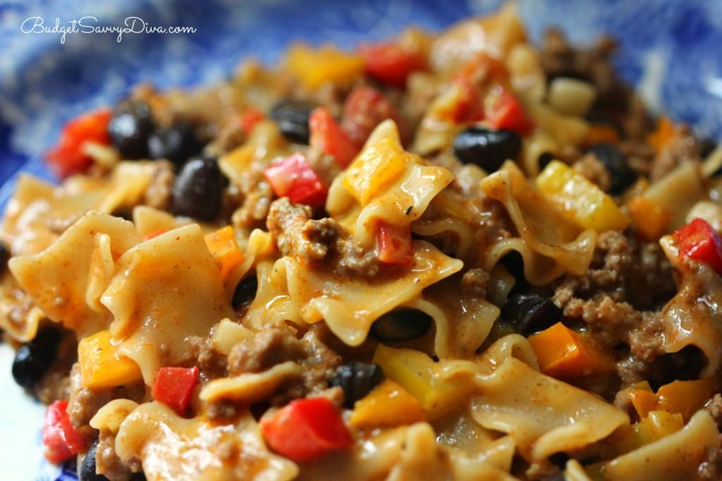 Velveeta Cheesy Skillets Meal - Nacho Supreme Recipe