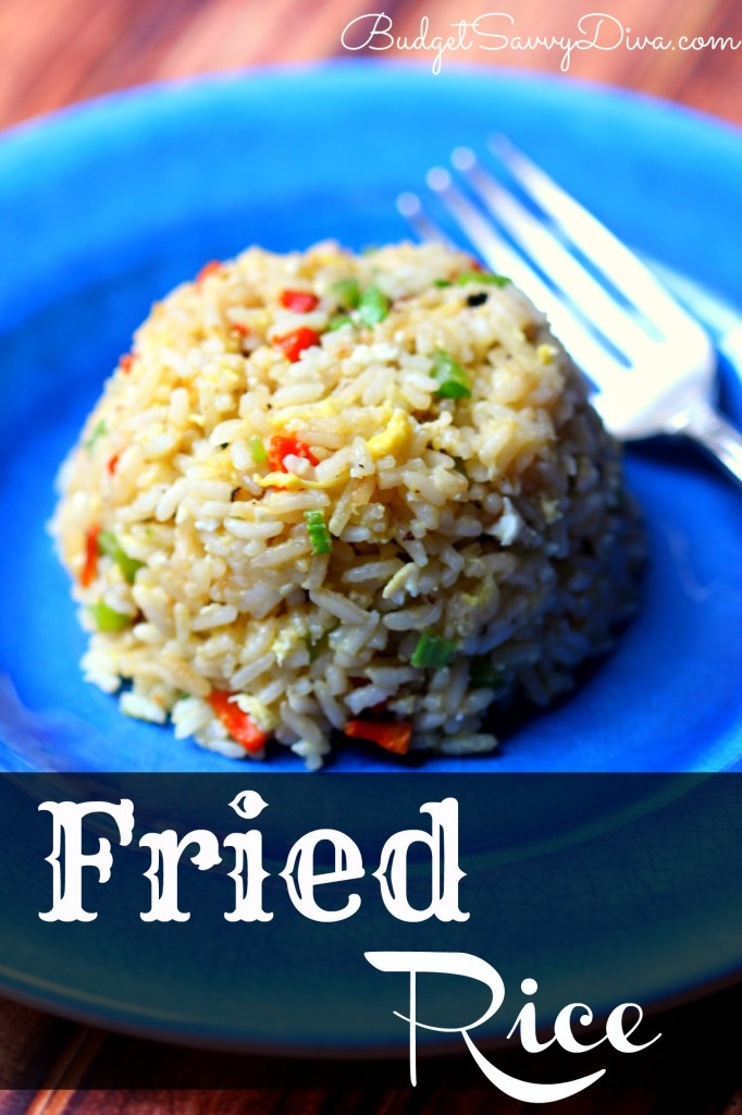 Fried Rice Recipe - Marie Recipe