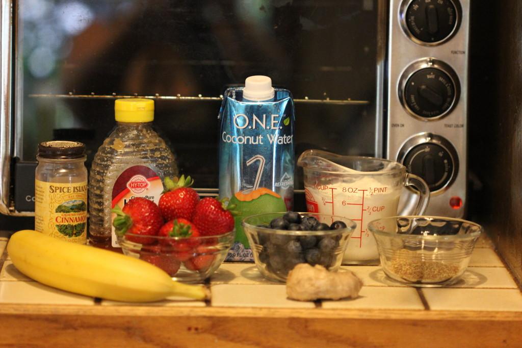 Metabolism Boosting Breakfast Smoothie Recipe