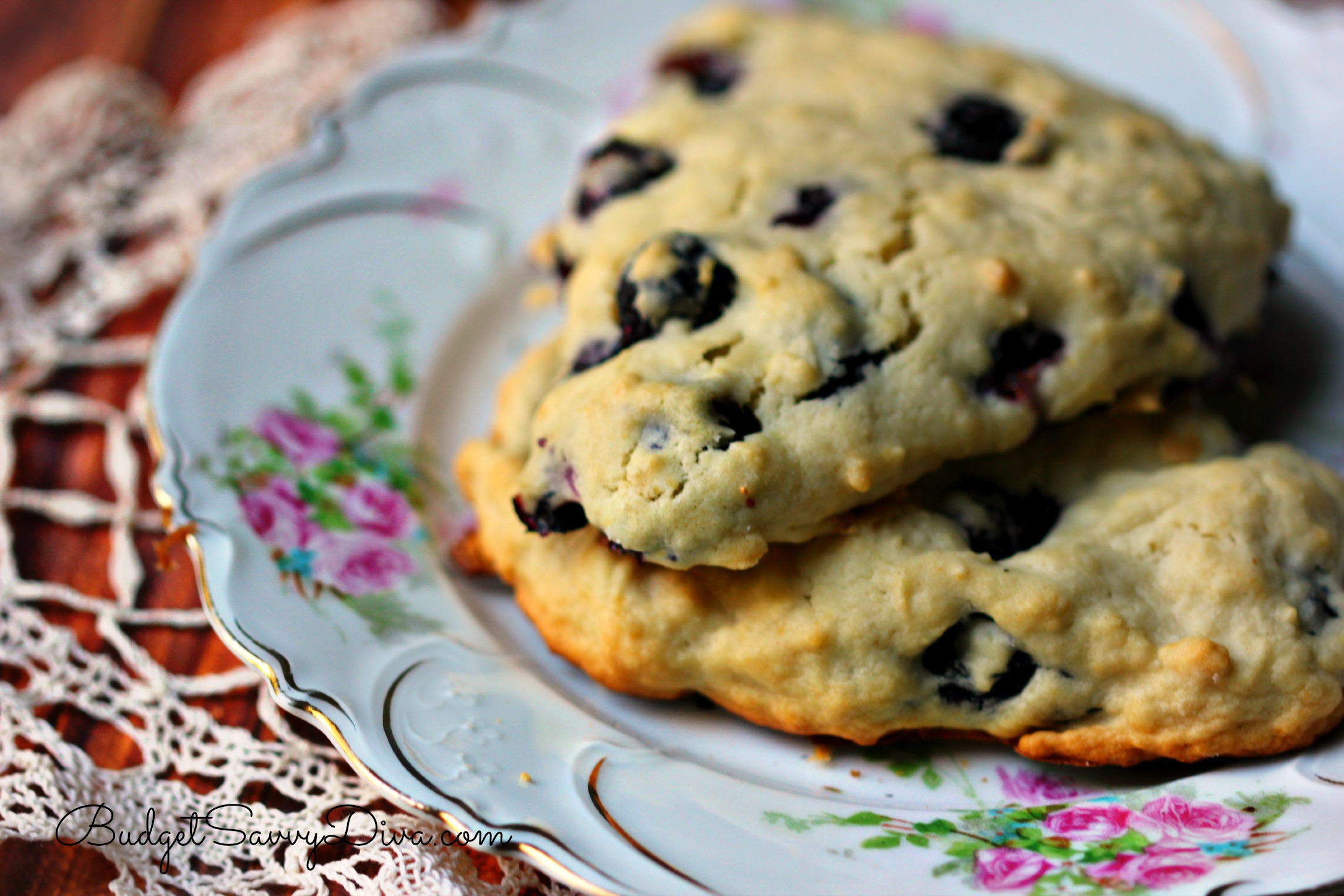 Homemade Blueberry Scones Recipe