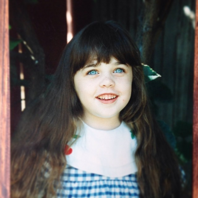 Sara 4 years old