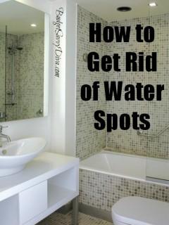 How To Easily Remove Soap Scum Budget Savvy Diva