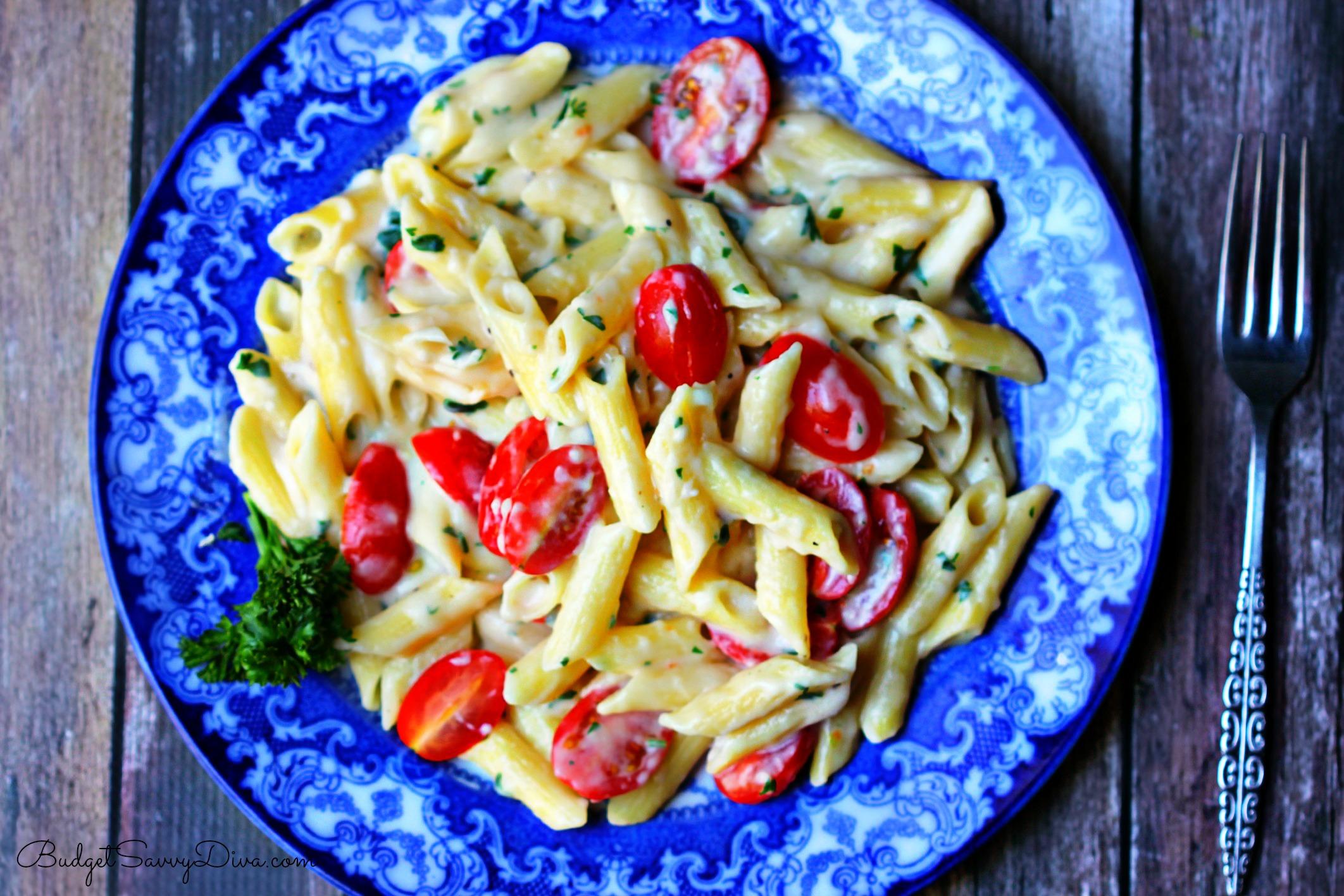 Easy Creamy Pasta Recipe