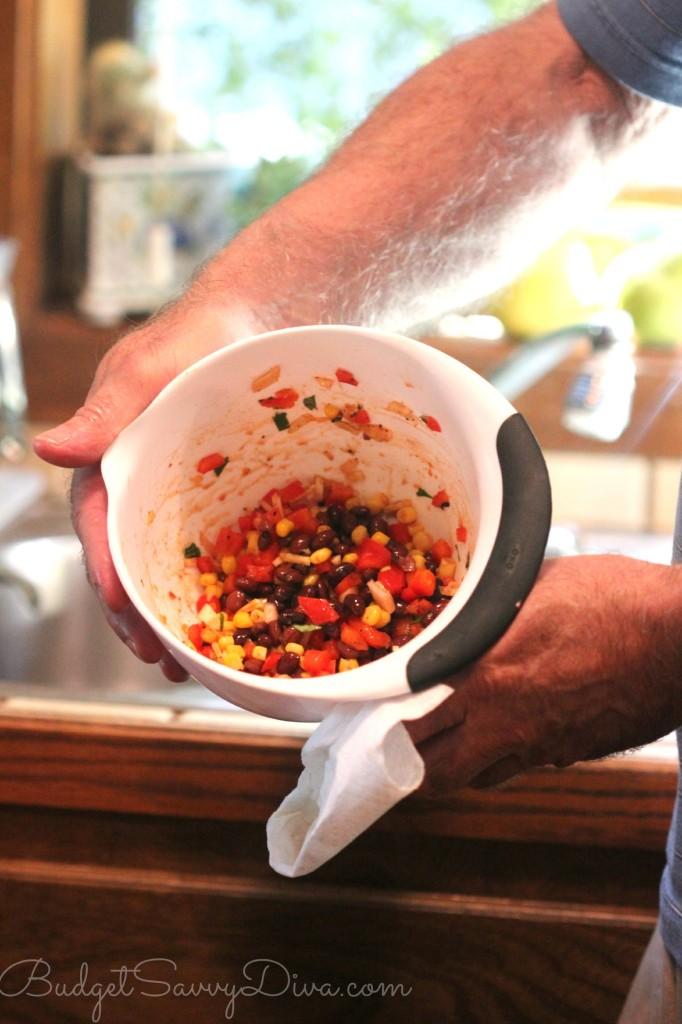 Southwest Wontons Recipe