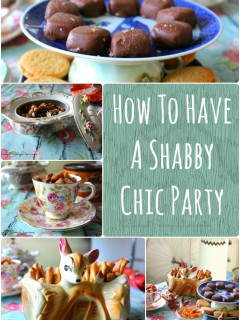 CVS How To Have A Shabby Chic Party