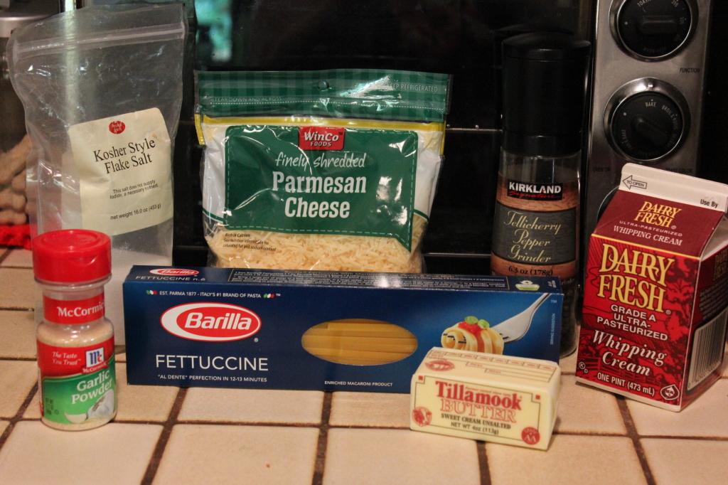 One - Pan Fettuccine Alfredo Recipe