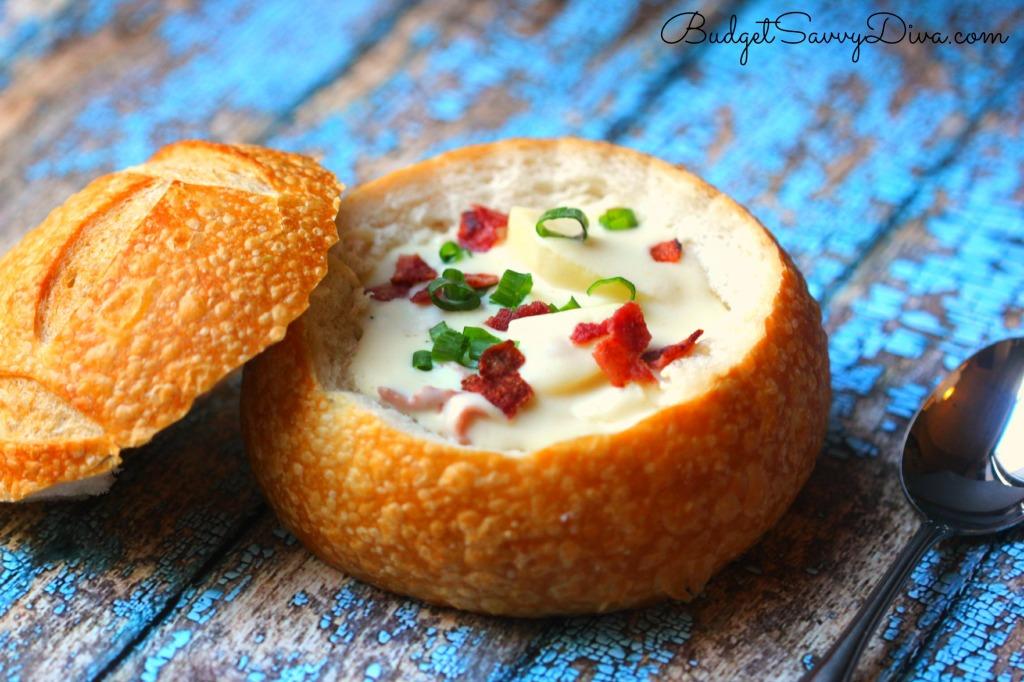 Baked Potato Soup Recipe - Marie Recipe
