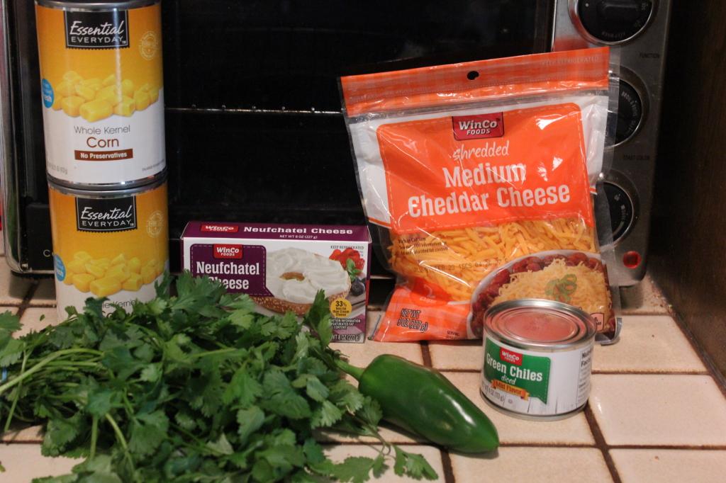 Addicting Zesty Corn Dip Recipe