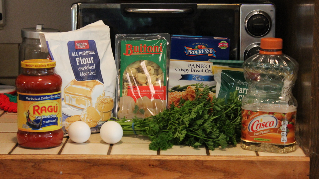 Parmesan Tortellini Bites Recipe