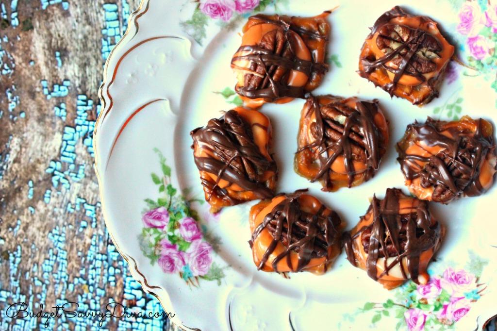Pumpkin Spice Turtles Recipe